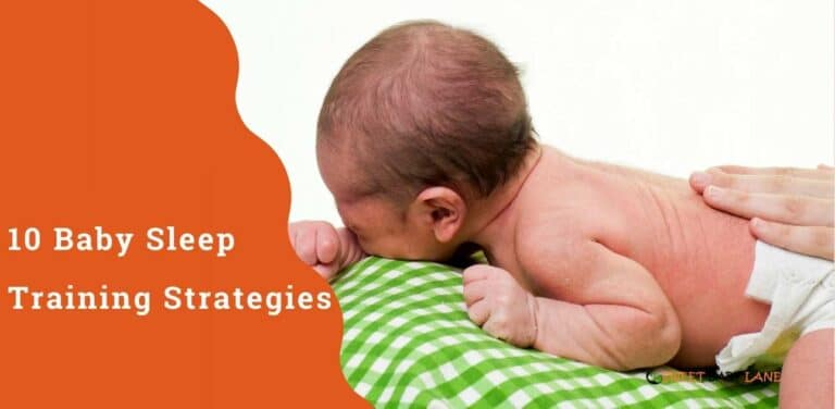10 Baby Sleep Training Strategies, Tips and When To Try