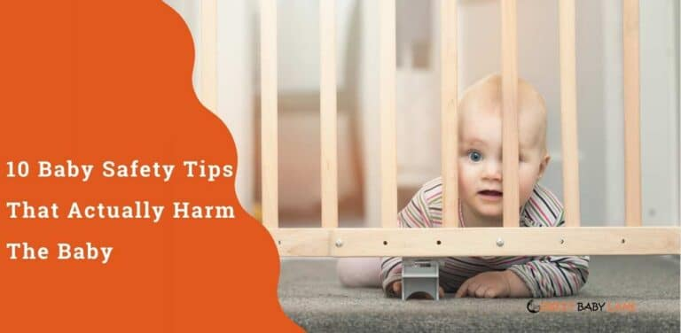 10 Baby Safety Tips That Actually Harm The Baby