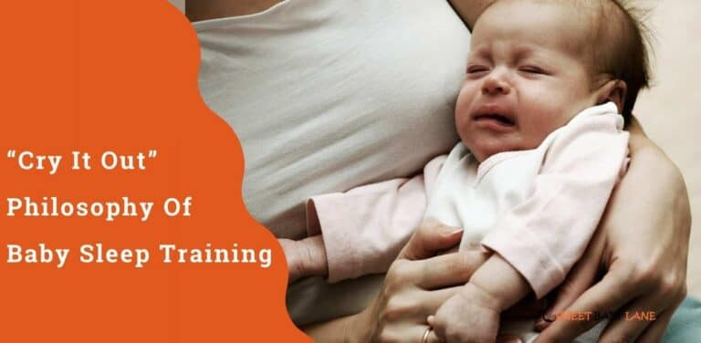 """""""Cry It Out"""" Philosophy Of Baby Sleep Training – What's The Thinking Here?"""