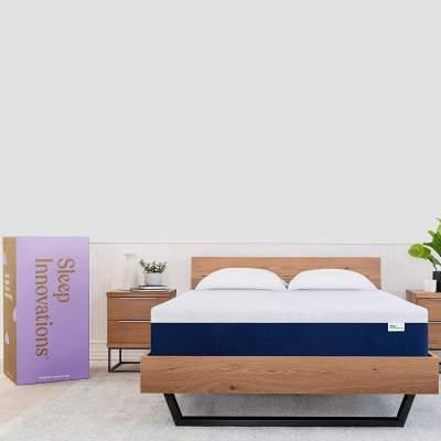 Sleep Innovations 12 inches Shiloh Memory Foam Mattress