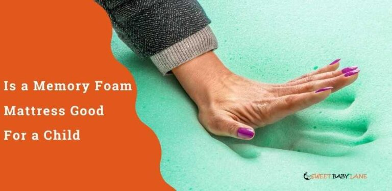 Is a Memory Foam Mattress Good For a Child?