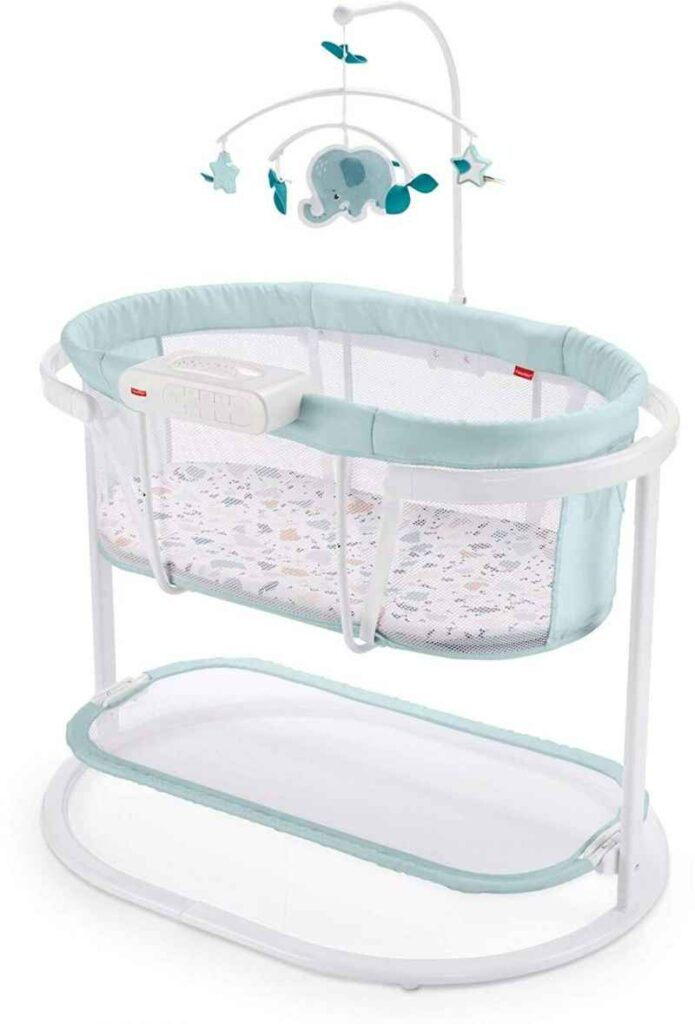 Baby Soothing Bassinet