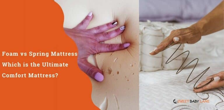 Foam vs Spring Mattress: Which is the Ultimate Comfort Mattress?