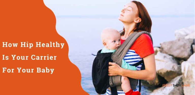How Hip Healthy is Your Carrier For Your Baby?