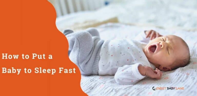 How To Put a Baby To Sleep Fast