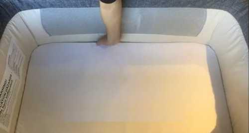 bassinet mattress