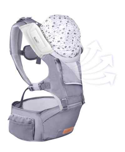 Bable 6 in 1 Baby Carrier