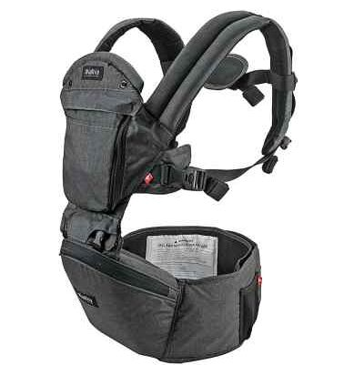 MiaMily Ergonomic Hipster Baby Carrier
