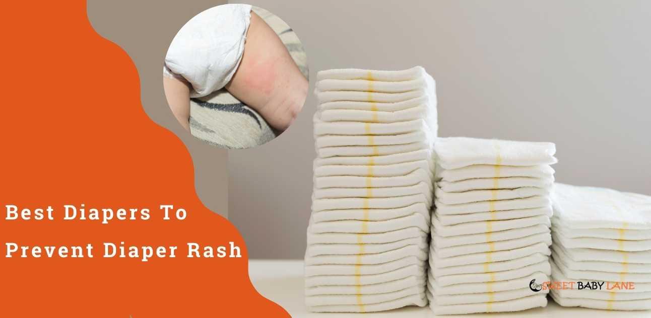 Best diapers to prevent diaper rash