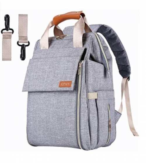 Aisparky Waterproof Baby Diaper Backpack