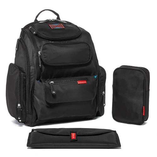 Bag Nation Diaper Backpack