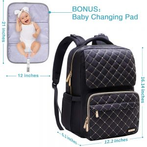 Bamomby Diaper Backpack changing pad