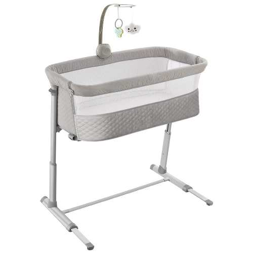 Bed-side Crib For Baby Sleeper Bassinet