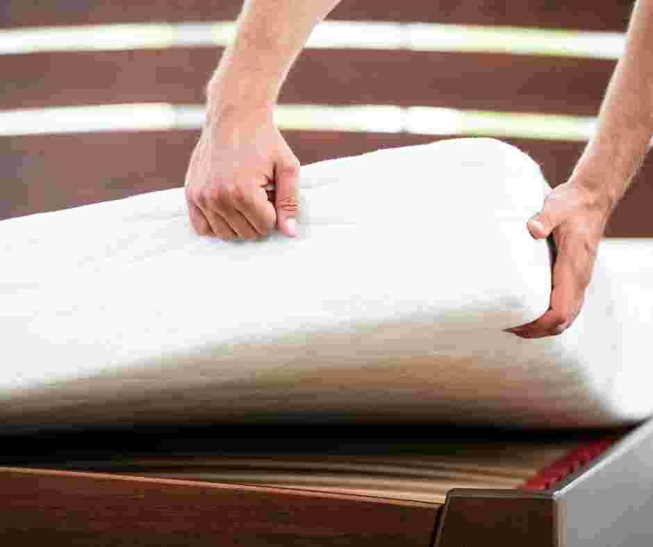 Before buying a mattress