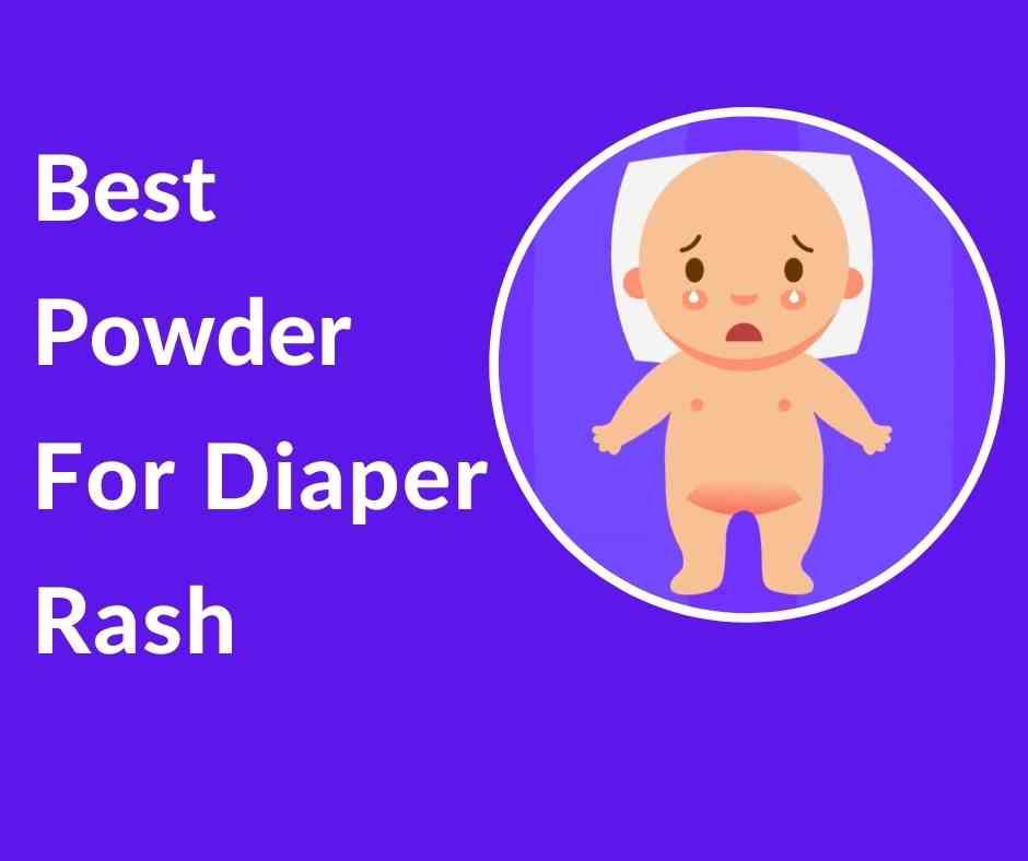 baby Powder For Diaper Rash