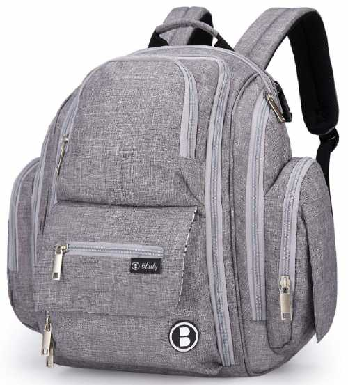 Blissly Baby Diaper Backpack