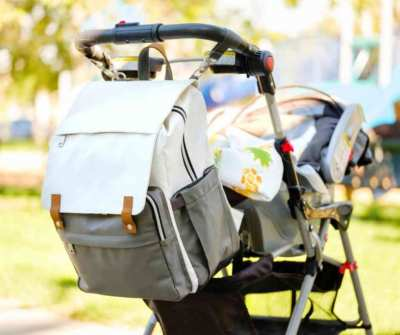 Diaper Bag For Babywearing