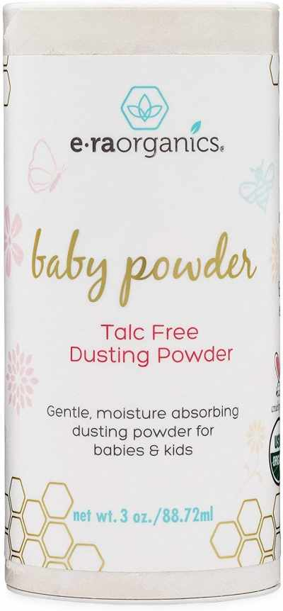Era organics Talcum-free Organic Dusting Powder