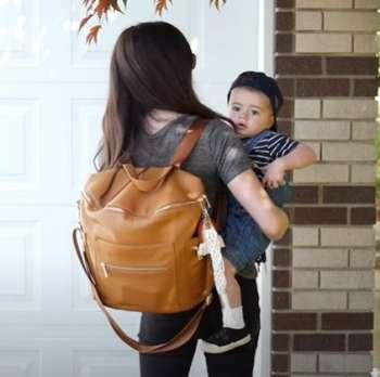 Is A Diaper Bag Necessary