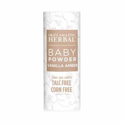 Ora's Amazing Herbal Talcum Free Powder
