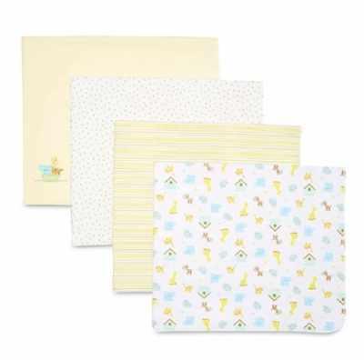Spasilk Unisex Baby Pure Cotton